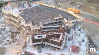 Nascita nuova sede della Banca Popolare di Cividale