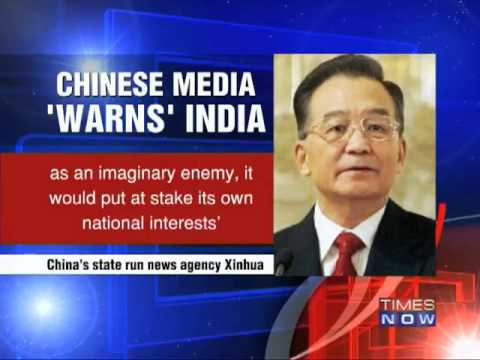 Antony rubbishes China's claims