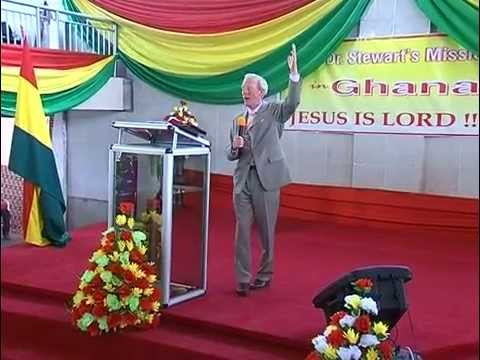 LIFE-GIVING LEADERSHIP Part 1-3 Day 1 Morning (Accra, Ghana) with Dr Cecil Stewart OBE
