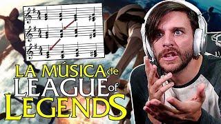 WARRIORS (Imagine Dragons) | ANALISIS MUSICAL | Worlds 2014