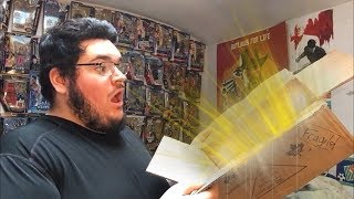 EPIC WWE ELITE UNBOXING FROM A FRIEND!