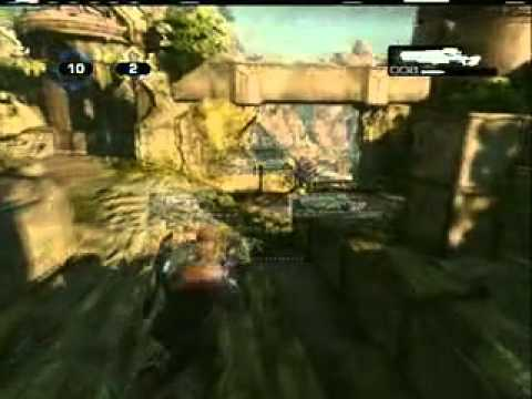 Hank and Friends Play: Gears of War 3 - 2  5