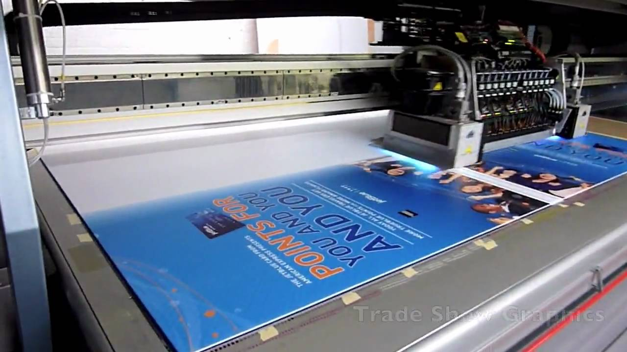 World S Largest Uv Flatbed Printing Youtube