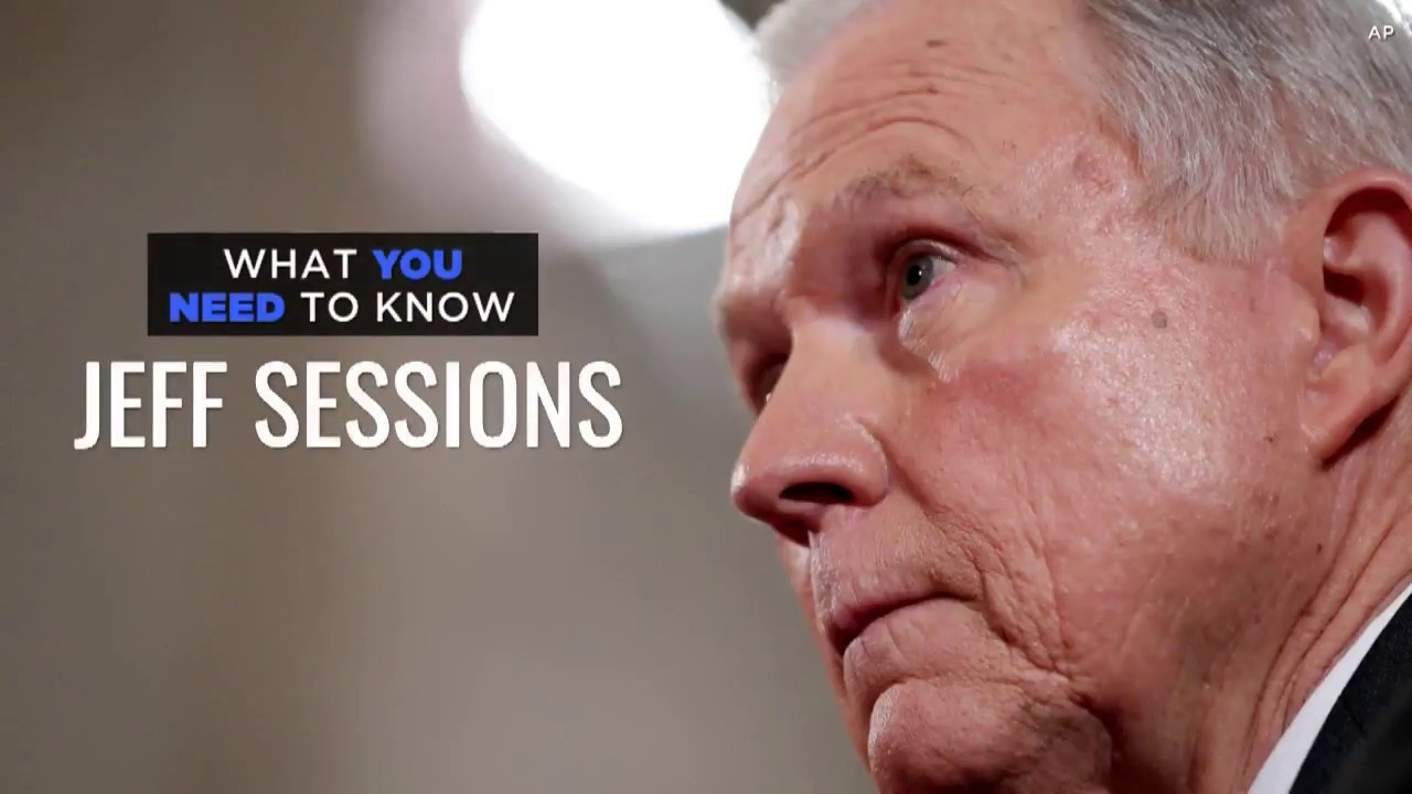 What You Need To Know about Jeff Sessions