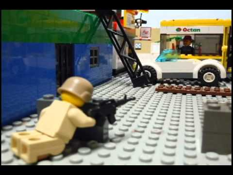 Lego Modern Warfare 3 Music Videos
