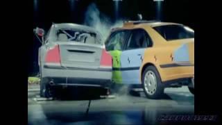 Volvo Crash Test Compilation
