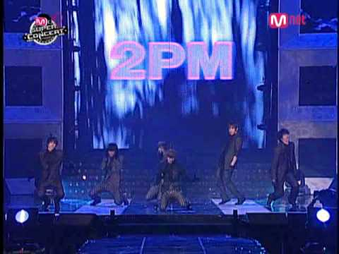 HEARTBEAT / 2PM [Mnet Superconcert]