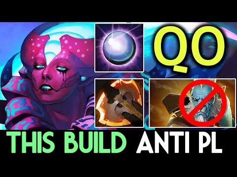 QO Dota 2 [Spectre] Battle Fury Build Ez Anti PL