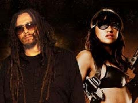 Rogue on Rogue: Michelle Rodriguez & Munky of KORN