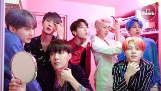 [BANGTAN BOMB] Jacket shooting in the bathroom - BTS (방탄소년단)