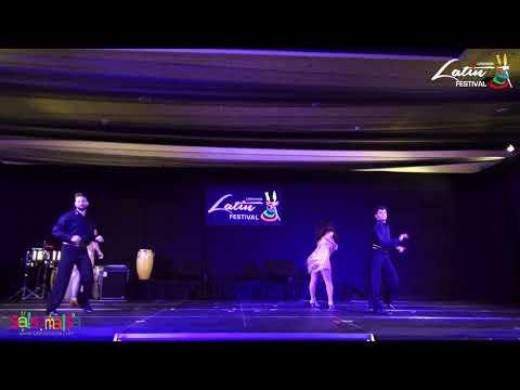Dalia's Students Salsa Show | LLF-2017
