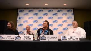 Fanboy Boy Expo Jim Duggan, Chris Chavis, Fred Ottman & Fred Sciulli  panel 1080P HD Pt#4