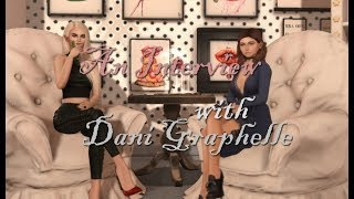 An interview with Dani Graphelle Secondlife