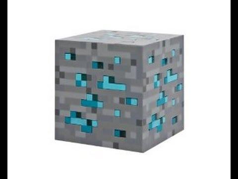 minecraft como hacer un spawn de diamantes 1.7 y 1.8