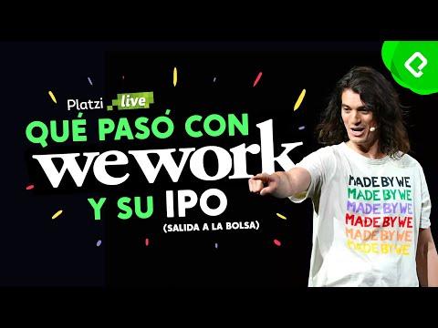 Qué está pasando con WeWork, Adam Neumann y su IPO I Platzi Live