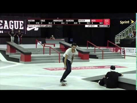 Dylan Rieder Gap To FS Boardslide -- Kansas City 2013