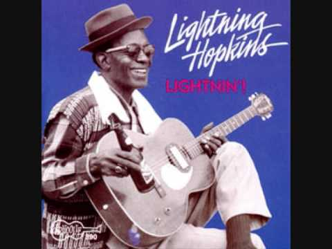 Contrary Mary by Lightnin' Hopkins