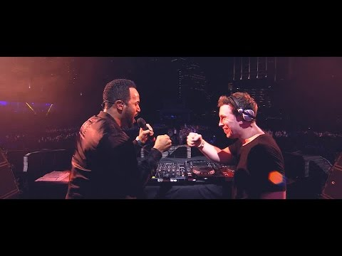 Hardwell & Craig David No Holding Back retronew