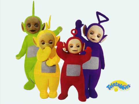 Teletubies + Timmy video