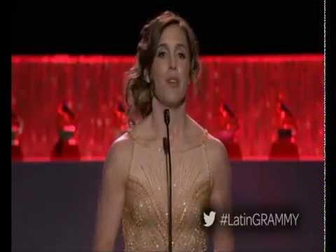 Latin Grammy Raiz - Soledad Niña Pastori Lila Downs