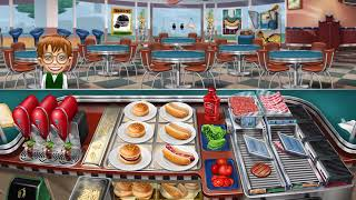 Cooking fever fast food court level 29.