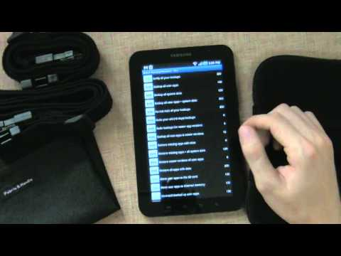 Galaxy Tab One Click Root