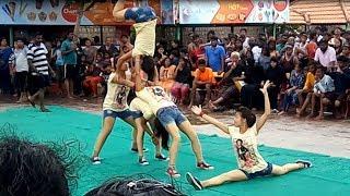 Madurai Athisayam theme park game show
