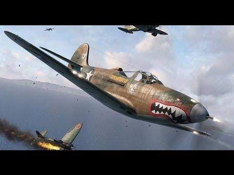 Знаменитые самолеты. Р-39 «Аэрокобра»
