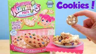 Yummy Nummies Candy Cookies Maker DIY Make 10 Mini Cookies