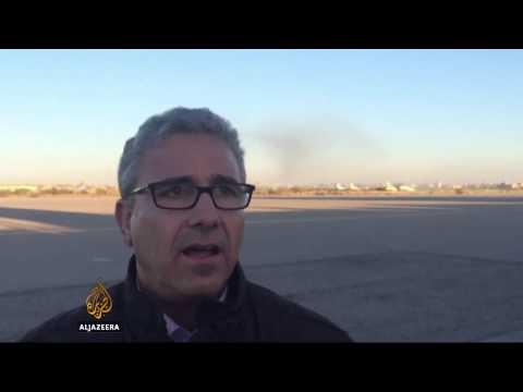 Attacks shut down several of Libya's oil fields