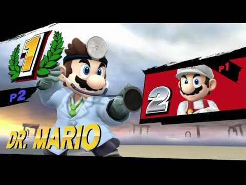 PR #1 CR2 DP's Mario Vs  CR2 10NateyP