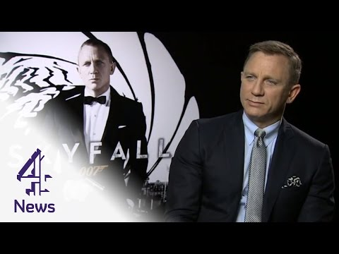 Daniel Craig & Sam Mendes On Skyfall | Channel 4 News
