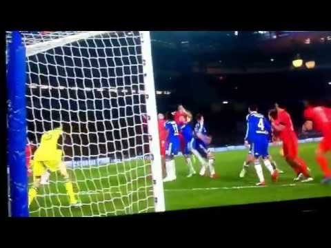 Thiago Silva Winning Goal - Chelsea 2-2 PSG - Sky Sports