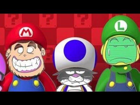 Défi New Super Mario Bros U - World 9