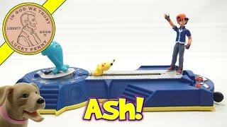 Pokémon Ash's Arena Challenge - 3 Ways To Battle!