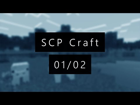 Minecraft - SCPCraft - EP01 - L'horreur sur Minecraft ! (Made By Flodux)