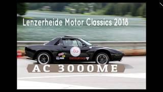 Lenzerheide Motor Classics 2018 AC 3000ME