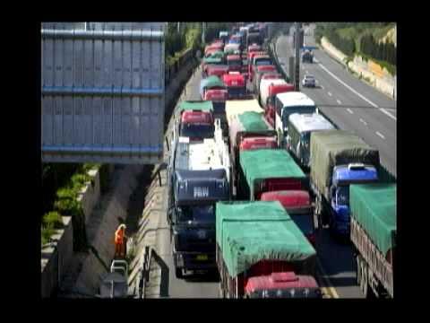 Longest Traffic Jam In History?