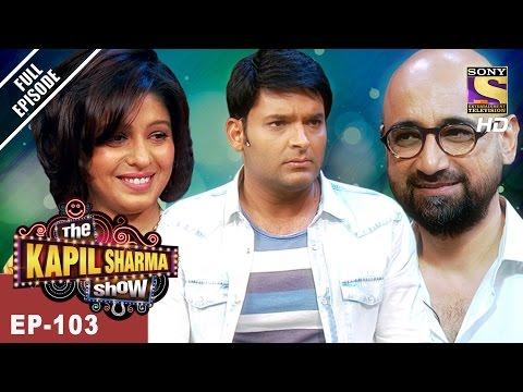 The Kapil Sharma Show - दी कपिल शर्मा शो - Ep -103- Sunidhi & Hitesh In Kapil's Show - 6th May, 2017
