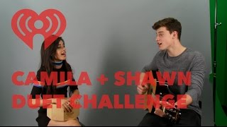 Download Lagu Shawn Mendes & Camila Cabello Duet - Mashup Songs | Artist Challenge Gratis STAFABAND