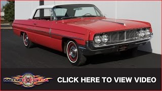 1962 Oldsmobile Dynamic 88 For Sale
