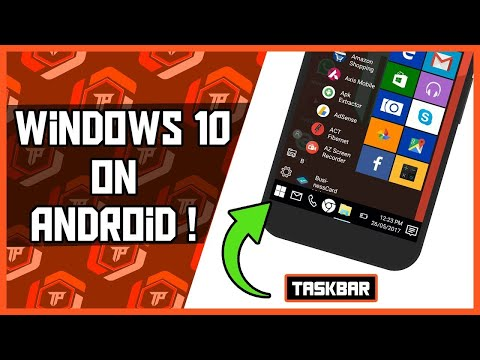 Change mobile Into Computer Window 10 [ Experience Window 10 Within Your Mobile]