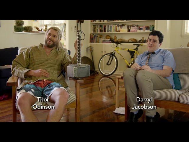 토르: 라그나로크 - 팀 토르: 시빌 워 코믹콘 영상 (한글자막)