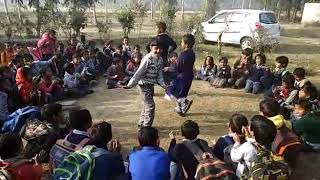 Education in new style and lot of intertainment