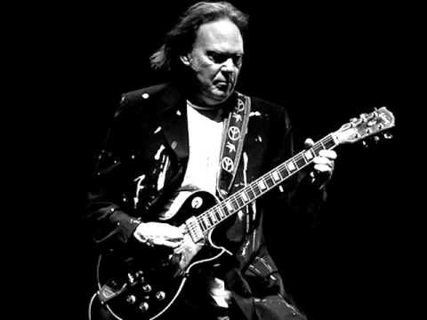 Neil Young - Comin Apart At Every Nail