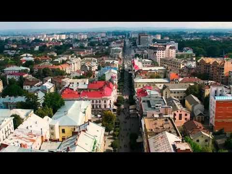 Ivano Frankivsk Ukraine 2015 DJI