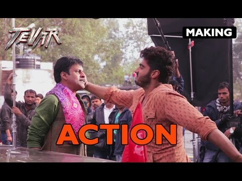Making Of Tevar (Climax Sequence) | Sonakshi Sinha & Arjun Kapoor