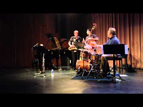 """The Dave Wilson Quartet performs """"Ocean Blue"""" at Anne Arundel Community College near Annapolis, MD"""