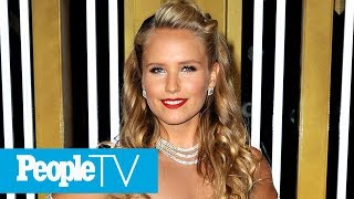 Sailor Brinkley-Cook Shares BTS Videos From Her 'Dancing With The Stars' Rehearsals | PeopleTV