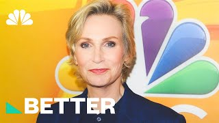 "Jane Lynch: Why There's No Such Thing As ""Making It"" 